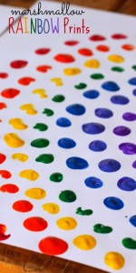 Marshmallow Rainbows
