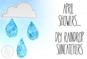 Raindrop Suncatchers