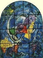 Chagall - Tribe of Benjamin