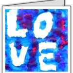 gallery cards love