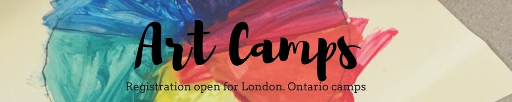 Art Camps with Budding Artists - London, Ontario